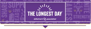 Alzheimer's Association Longest Day Logo