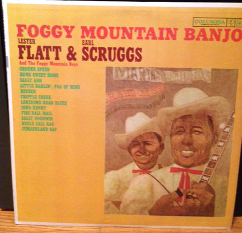 Foggy Mountain Banjo LP