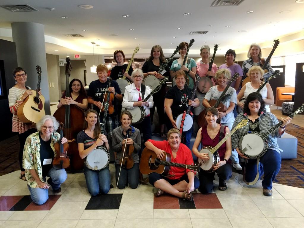Women's Jam Camp 2015