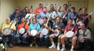 Intermediate Banjo Campers