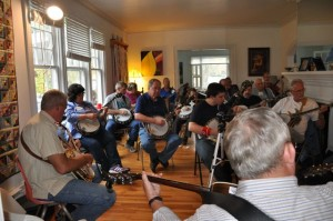 Beginning Banjo Campers