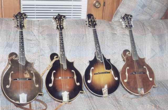 Mandolin 5 string mandolin chords : randy wood | The Murphy Method Blog